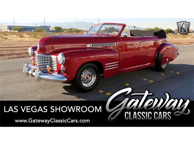 1941 Cadillac Series 62 (CC-1448645) for sale in O'Fallon, Illinois