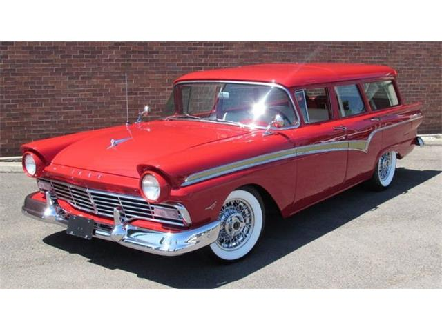1957 Ford Country Sedan (CC-1448661) for sale in Punta Gorda, Florida