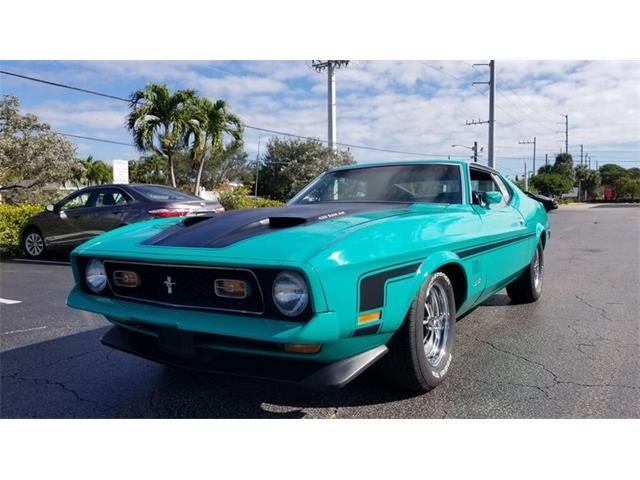 1971 Ford Mustang (CC-1448667) for sale in Punta Gorda, Florida
