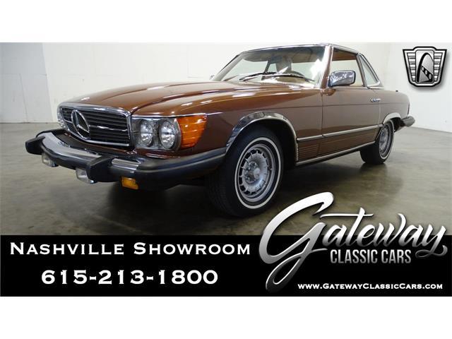 1979 Mercedes-Benz 450SL (CC-1448673) for sale in O'Fallon, Illinois