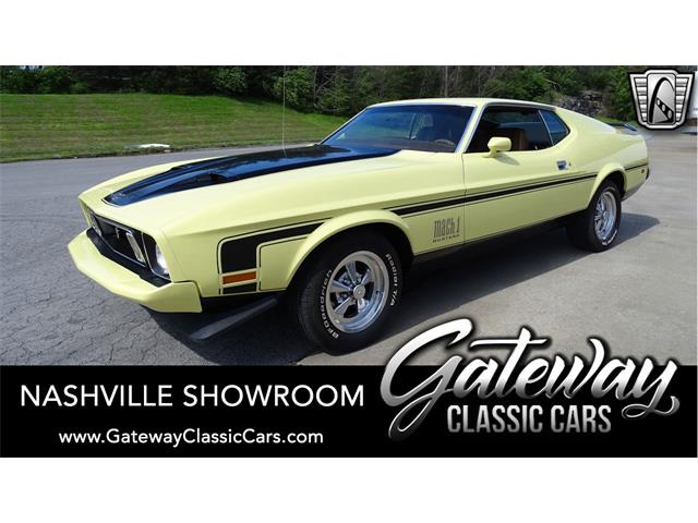 1973 Ford Mustang (CC-1448679) for sale in O'Fallon, Illinois