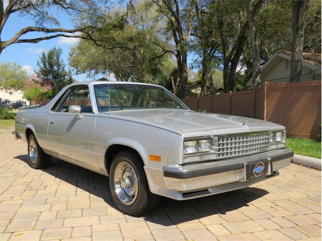 1983 Chevrolet El Camino (CC-1448682) for sale in Lakeland, Florida
