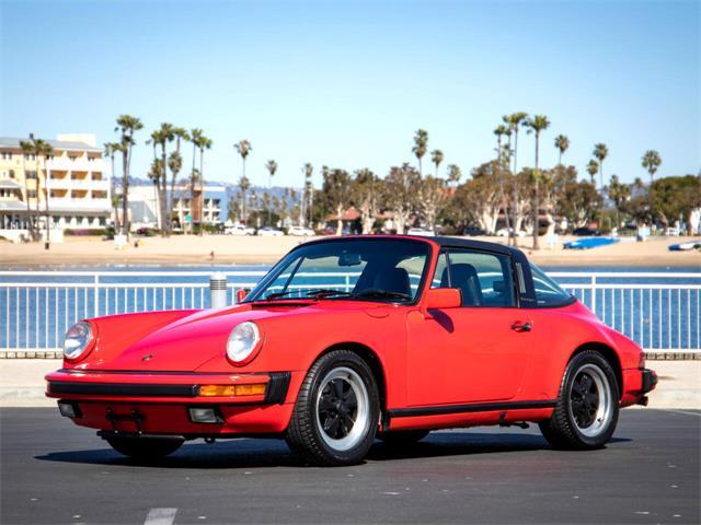 1987 Porsche 911 Carrera (CC-1448691) for sale in Marina Del Rey, California