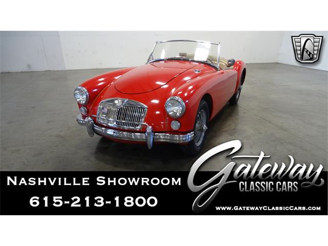 1960 MG MGB (CC-1448693) for sale in O'Fallon, Illinois
