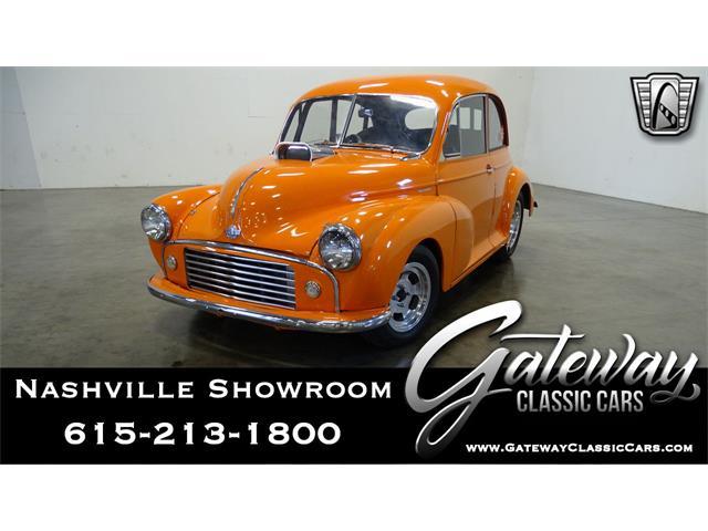 1952 Morris Minor (CC-1448696) for sale in O'Fallon, Illinois