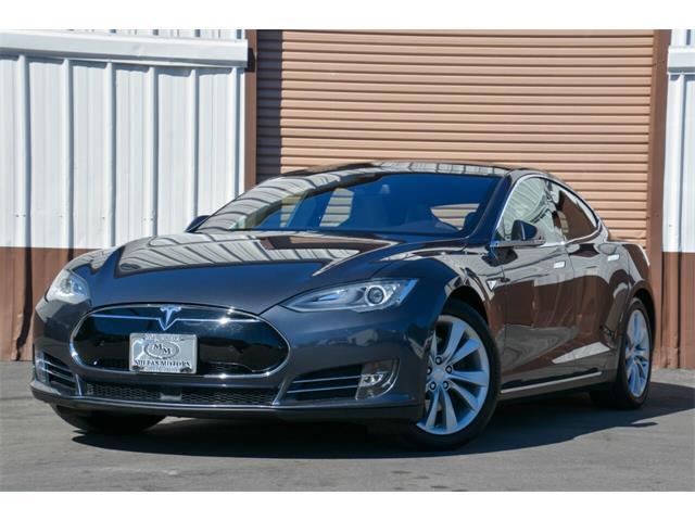 2016 Tesla Model S (CC-1448710) for sale in Santa Barbara, California
