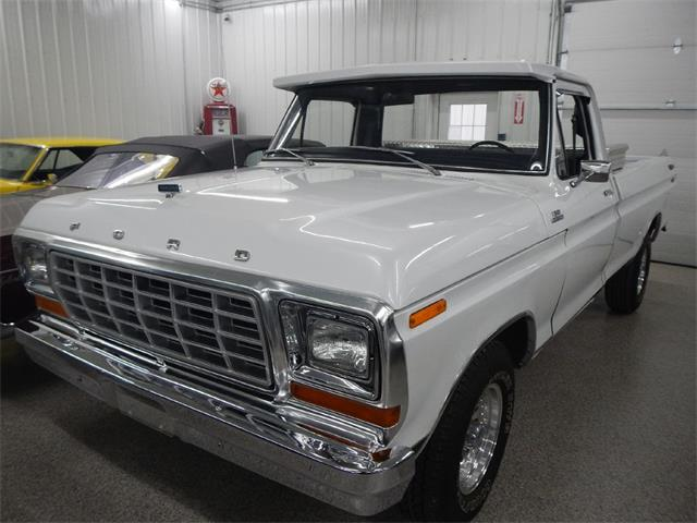 1979 Ford F100 (CC-1448713) for sale in Celina, Ohio