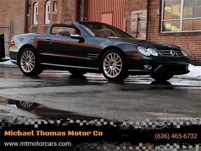 2008 Mercedes-Benz SL-Class (CC-1448716) for sale in Saint Charles, Missouri