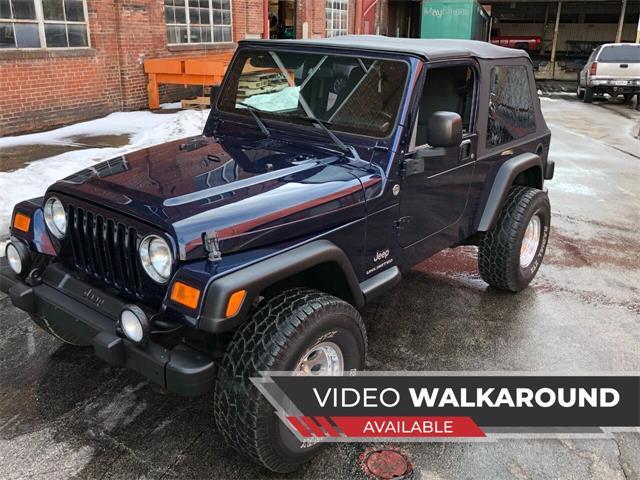 2006 Jeep Wrangler (CC-1448717) for sale in Saint Charles, Missouri