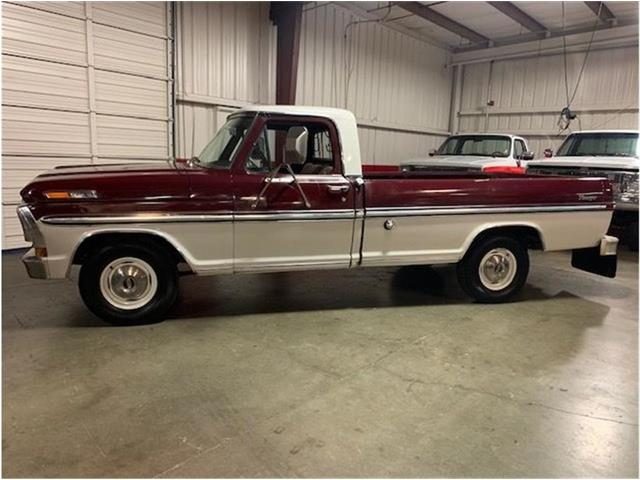 1972 Ford F100 (CC-1448728) for sale in Roseville, California