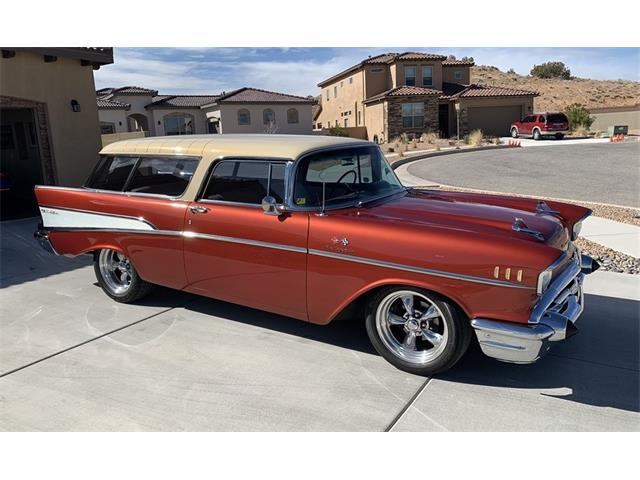 1957 Chevrolet Bel Air Nomad (CC-1448729) for sale in Rio Rancho, New Mexico