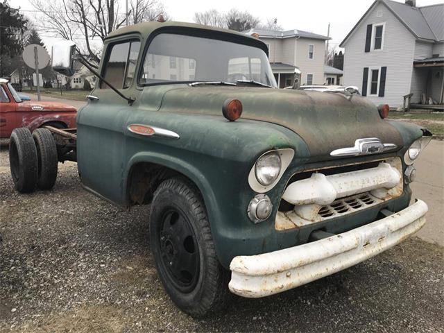1957 Chevrolet 1 Ton Dually (CC-1440873) for sale in UTICA, Ohio
