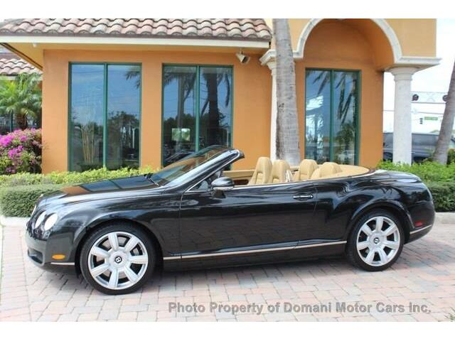 2007 Bentley Continental (CC-1448738) for sale in Delray Beach, Florida