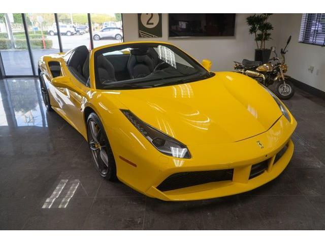 2019 Ferrari 488 Spider (CC-1448748) for sale in Miami, Florida