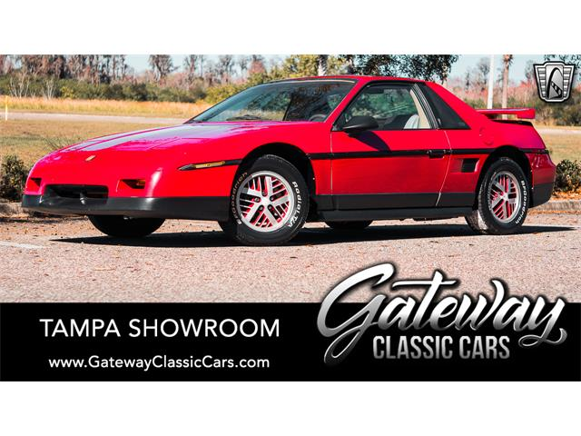 1986 Pontiac Fiero (CC-1448757) for sale in O'Fallon, Illinois