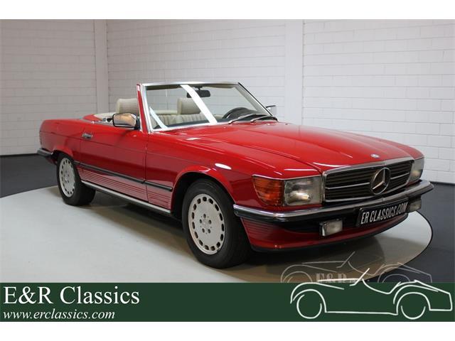 1985 Mercedes-Benz 300SL (CC-1448766) for sale in Waalwijk, Noord Brabant
