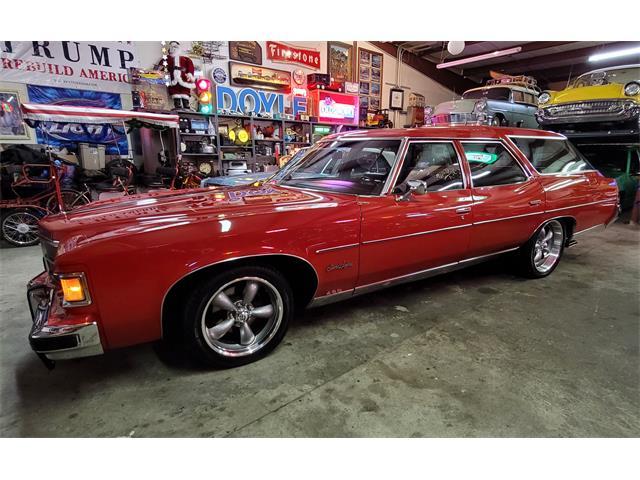 1975 Pontiac Wagon (CC-1448770) for sale in Hopedale , Massachusetts