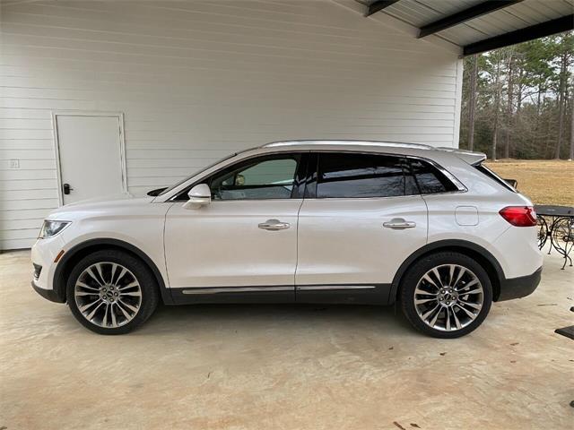 2016 Lincoln MKX (CC-1448783) for sale in Franklinton, Louisiana