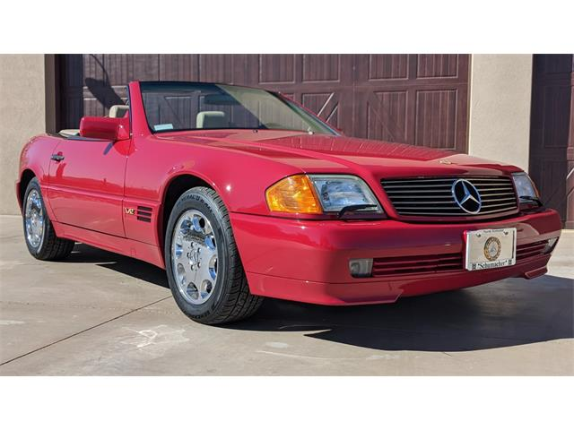 1994 Mercedes-Benz SL600 (CC-1448786) for sale in Cave Creek, Arizona