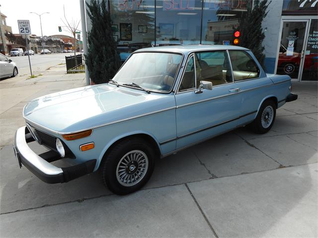 1976 BMW 2002 (CC-1448792) for sale in Gilroy, California