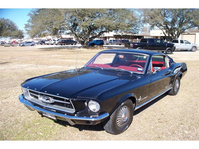 1967 Ford Mustang (CC-1448799) for sale in CYPRESS, Texas