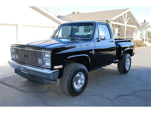 1983 Chevrolet K-10 (CC-1448800) for sale in Denar, California