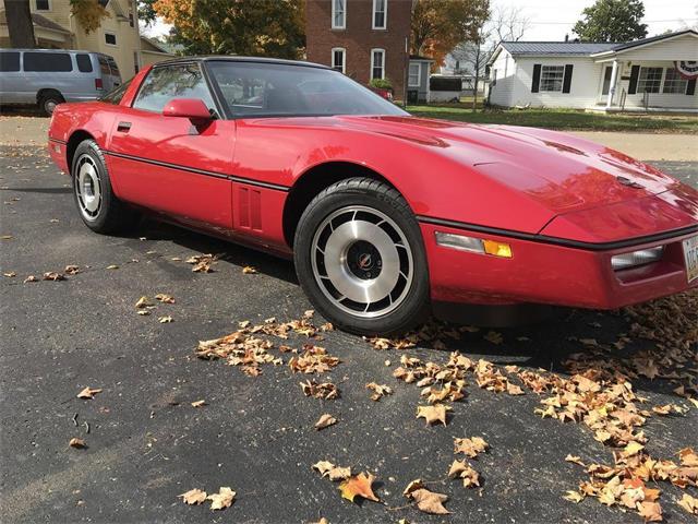1984 Chevrolet Corvette (CC-1440881) for sale in UTICA, Ohio