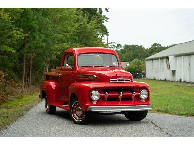 1952 Ford F1 (CC-1440882) for sale in Hickory, North Carolina