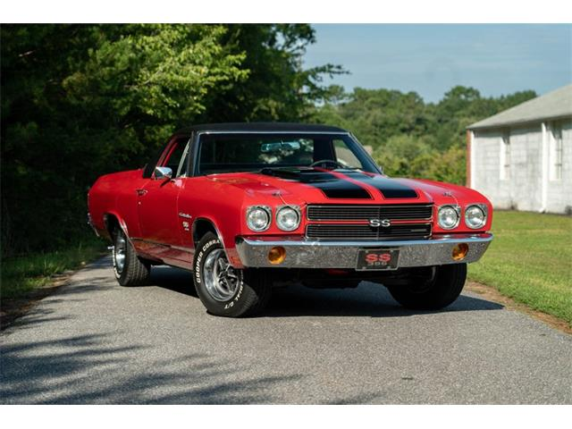 1970 Chevrolet El Camino (CC-1440883) for sale in Hickory, North Carolina