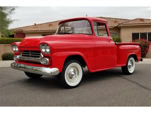1958 Chevrolet 3100 (CC-1440089) for sale in Fountain Hills, Arizona
