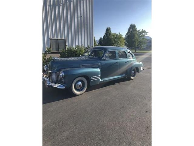1941 Cadillac Series 61 (CC-1448929) for sale in Cadillac, Michigan