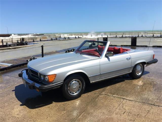 1976 Mercedes-Benz 450SL (CC-1448933) for sale in Cadillac, Michigan