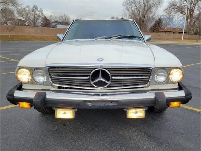 1975 Mercedes-Benz 450SL (CC-1448936) for sale in Cadillac, Michigan