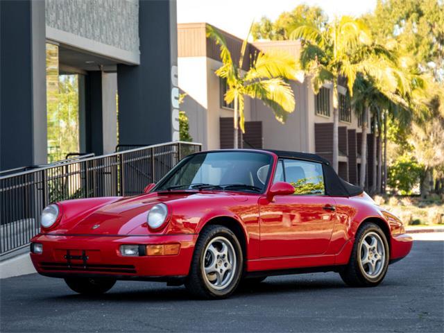 1992 Porsche 964 (CC-1448937) for sale in Marina Del Rey, California