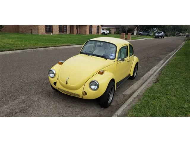 1974 Volkswagen Super Beetle (CC-1448938) for sale in Cadillac, Michigan
