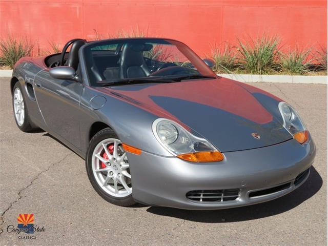 2001 Porsche Boxster (CC-1448939) for sale in Tempe, Arizona