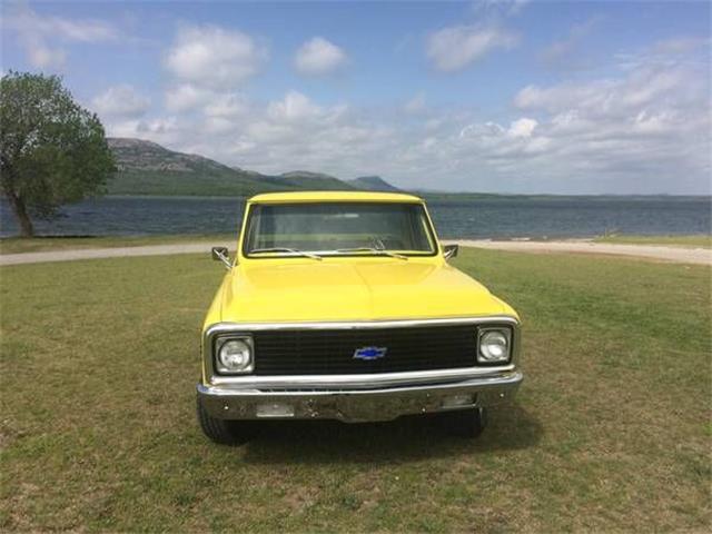 1972 Chevrolet C10 (CC-1448944) for sale in Cadillac, Michigan
