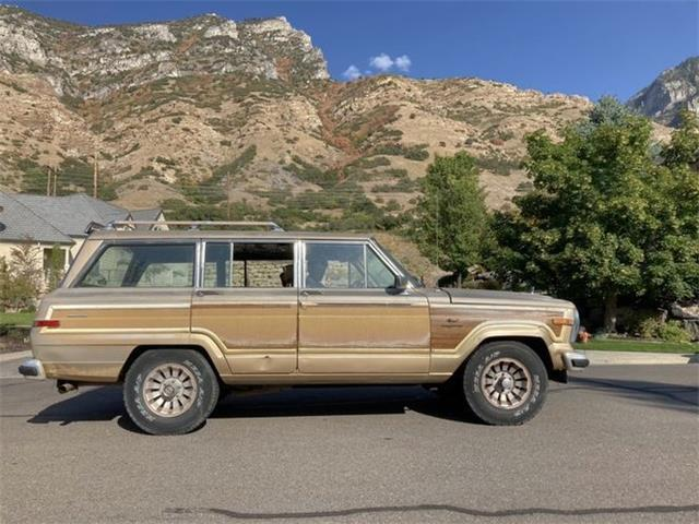 1986 Jeep Wagoneer (CC-1448946) for sale in Cadillac, Michigan