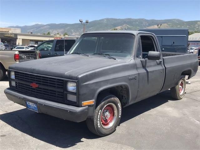 1983 GMC 1500 (CC-1448950) for sale in Cadillac, Michigan