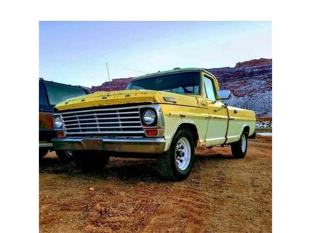 1967 Ford F250 (CC-1448955) for sale in Cadillac, Michigan