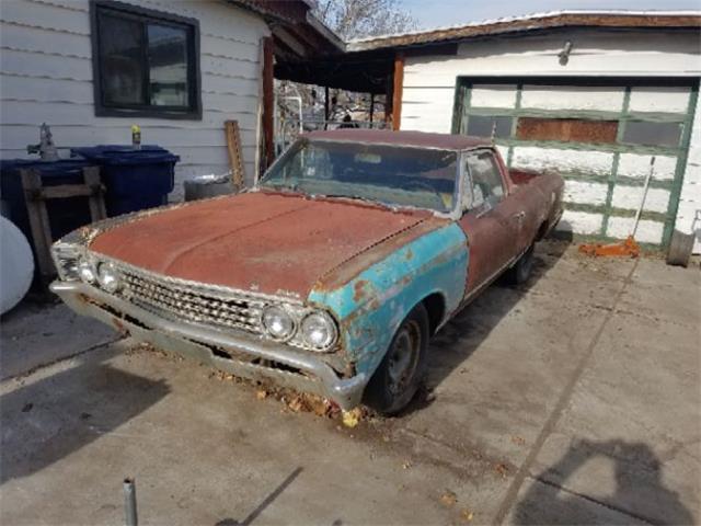 1967 Chevrolet El Camino (CC-1448956) for sale in Cadillac, Michigan