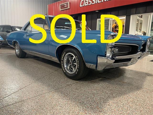 1967 Pontiac GTO (CC-1448958) for sale in Annandale, Minnesota