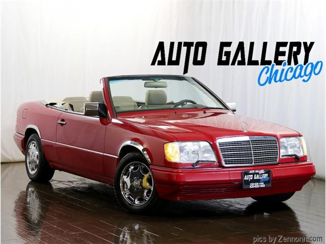 1995 Mercedes-Benz E320 (CC-1448959) for sale in Addison, Illinois