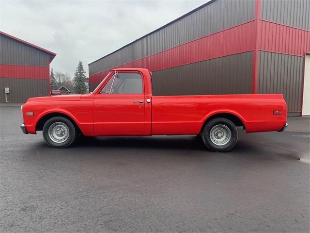 1972 Chevrolet C10 (CC-1448961) for sale in Annandale, Minnesota