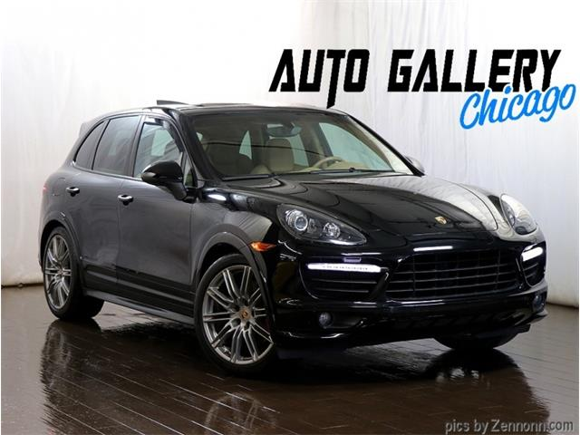 2014 Porsche Cayenne (CC-1448967) for sale in Addison, Illinois