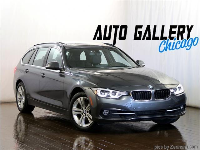 2017 BMW 3 Series (CC-1448969) for sale in Addison, Illinois