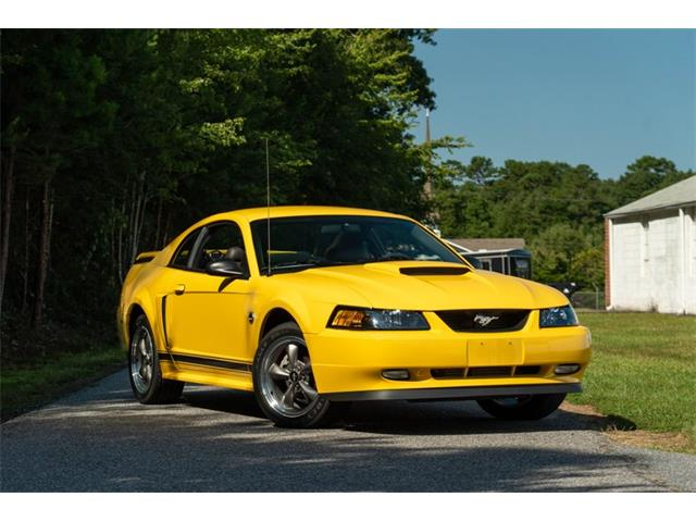 2004 Ford Mustang (CC-1440897) for sale in Hickory, North Carolina