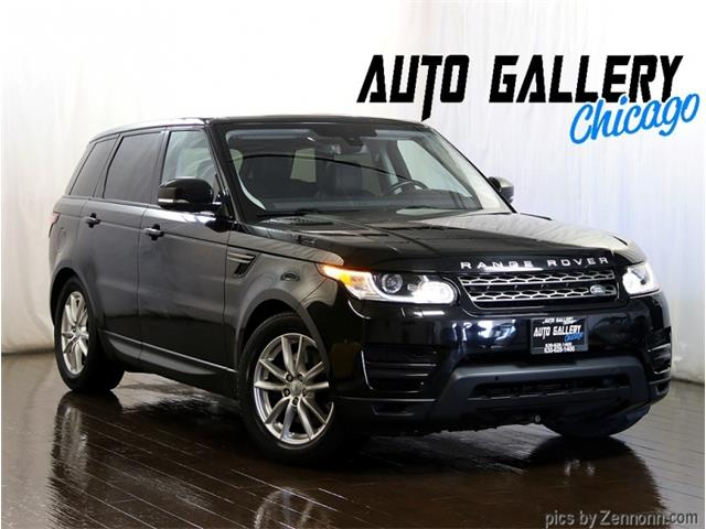 2016 Land Rover Range Rover Sport (CC-1448976) for sale in Addison, Illinois