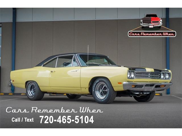 1969 Plymouth Road Runner (CC-1448978) for sale in Englewood, Colorado
