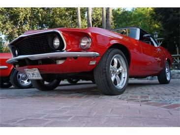 1969 Ford Mustang (CC-1440009) for sale in Palm Springs, California
